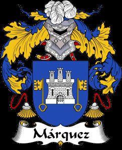 Marquez Coat of Arms, Marquez Family Crest, Marquez escudo de armas, Marquez cresta de la familia