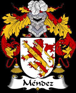 Mendez Coat of Arms, Mendez Family Crest, Mendez escudo de armas, Mendez cresta de la familia