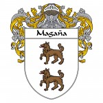 Magana Coat of Arms 150x150 Spanish Coat Of Arms