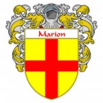 Marion Coat of Arms 150x150 Spanish Coat Of Arms