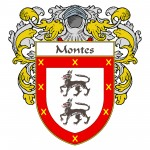 Montes Coat of Arms 150x150 Spanish Coat Of Arms