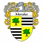 Morales Coat of Arms 150x150 Spanish Coat Of Arms