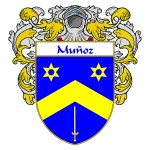 Munoz Coat of Arms 150x150 Spanish Coat Of Arms