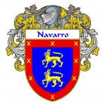 Navarro Coat of Arms 150x150 Spanish Coat Of Arms