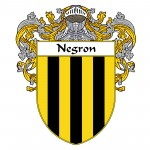 Negron Coat of Arms 150x150 Spanish Coat Of Arms