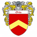 Orta Coat of Arms 150x150 Spanish Coat Of Arms