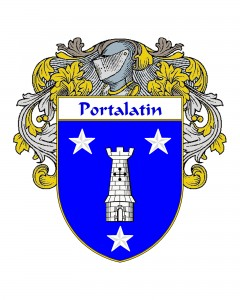 Portalatin Spanish Coat of Arms
