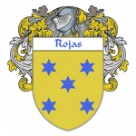 Rojas Coat of Arms 150x150 Spanish Coat Of Arms