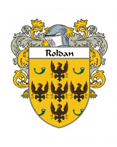 Roldan Spanish Coat of Arms
