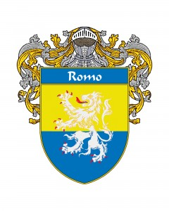 Romo Spanish Coat of Arms