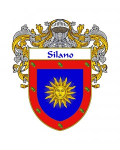 Silano Spanish Coat of Arms