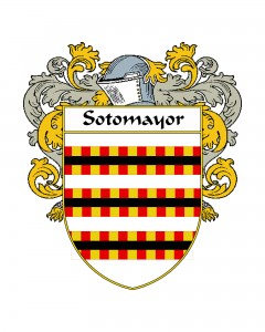 Sotomayor Spanish Coat of Arms