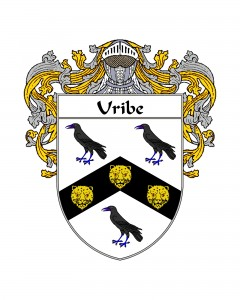 Uribe Coat of Arms