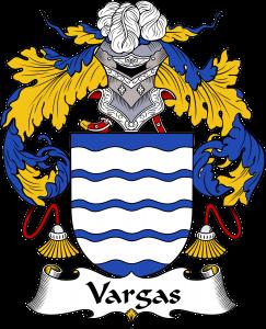 Vargas Coat of Arms, Vargas Family Crest, Vargas escudo de armas, Vargas cresta de la familia