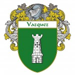 Vazquez Coat of Arms 150x150 Spanish Coat Of Arms