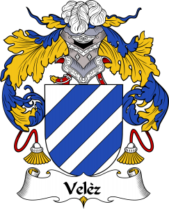 Velez Coat of Arms