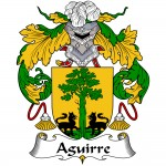 Aguirre Coat of Arms