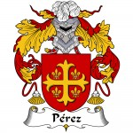 Perez Coat of Arms 150x150 Spanish Coat Of Arms