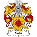 Solis Coat of Arms