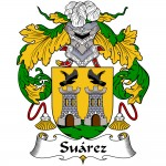 Suarez Coat of Arms 150x150 Spanish Coat Of Arms