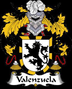 Valenzuela Coat of Arms, Valenzuela Family Crest, Valenzuela escudo de armas, Valenzuela cresta de la familia