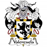Valenzuela Coat of Arms 150x150 Spanish Coat Of Arms