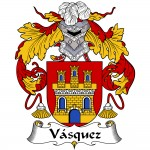 Vasquez Coat of Arms 150x150 Spanish Coat Of Arms