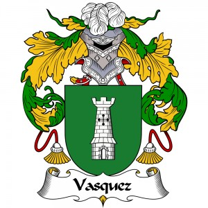 Vasquez II Coat of Arms
