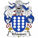 Velasquez Coat of Arms 150x150 Spanish Coat Of Arms