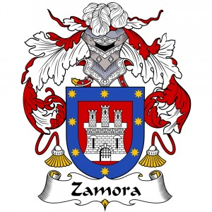 Zamora Coat of Arms
