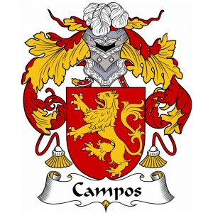 Campos Coat of Arms