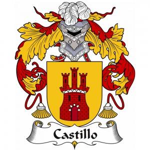 Castillo Coat of Arms, Castillo Family Crest, Castillo escudo de armas, Castillo cresta de la familia