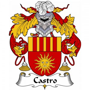 Castro Coat of Arms