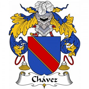 Chavez Coat of Arms