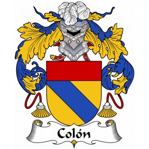 Colon Coat of Arms