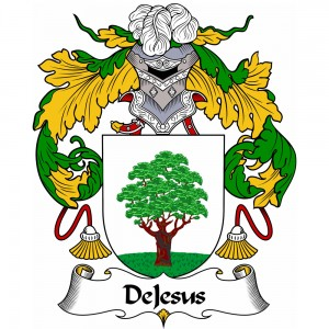 DeJesus Coat of Arms