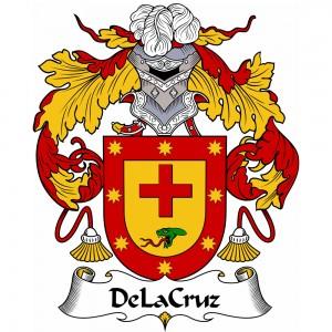 DeLaCruz Coat of Arms, DeLaCruz Family Crest, DeLaCruz escudo de armas, DeLaCruz cresta de la familia, DeLaCruz apellido, DeLaCruz Family reunion, spanish genealogy