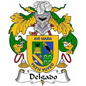 Delgsdo Coat of Arms