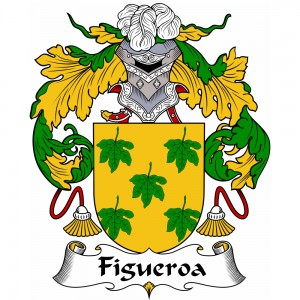 Figueroa Coat of Arms