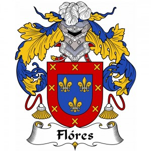 Flores Coat of Arms