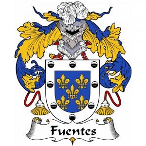 Fuentes Coat of Arms, Fuentes Family Crest, Fuentes escudo de armas, Fuentes cresta de la familia, Fuentes apellido, Fuentes Family reunion, spanish genealogy