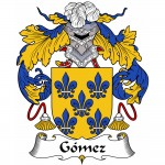 Gómez Coat of Arms 150x150 Spanish Coat Of Arms