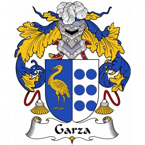 Garza Coat of Arms