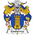 Gutiérrez Coat of Arms 150x150 Spanish Coat Of Arms