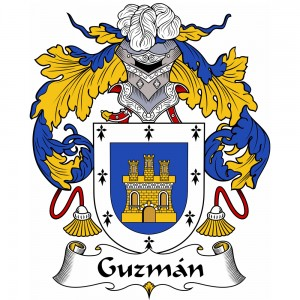 Guzmán Coat of Arms