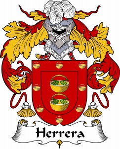 Herrera Coat of Arms