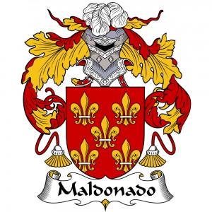 Maldonado Coat of Arms, Maldonado Family Crest, Maldonado escudo de armas, Maldonado cresta de la familia