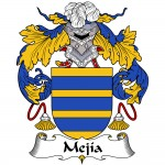 Mejia Coat of Arms 150x150 Spanish Coat Of Arms