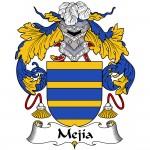 Mejia Coat of Arms