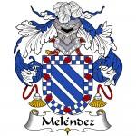 Melendez Coat of Arms